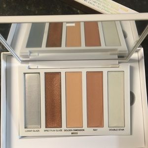 Sephora Dimensional Highlighter Palette Warm BNIB
